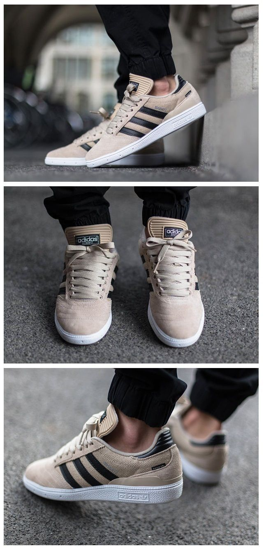 adidas Originals Busenitz: Suede & Hemp
