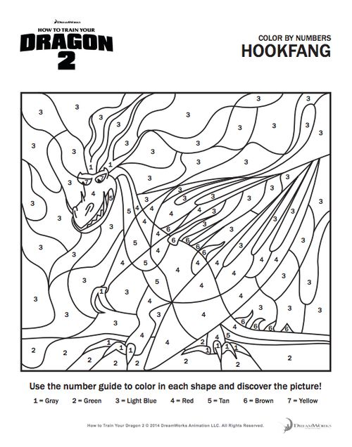 dragon 2 coloring pages - photo#16