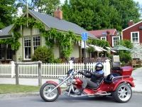 Touring by Trike - Arrowtown