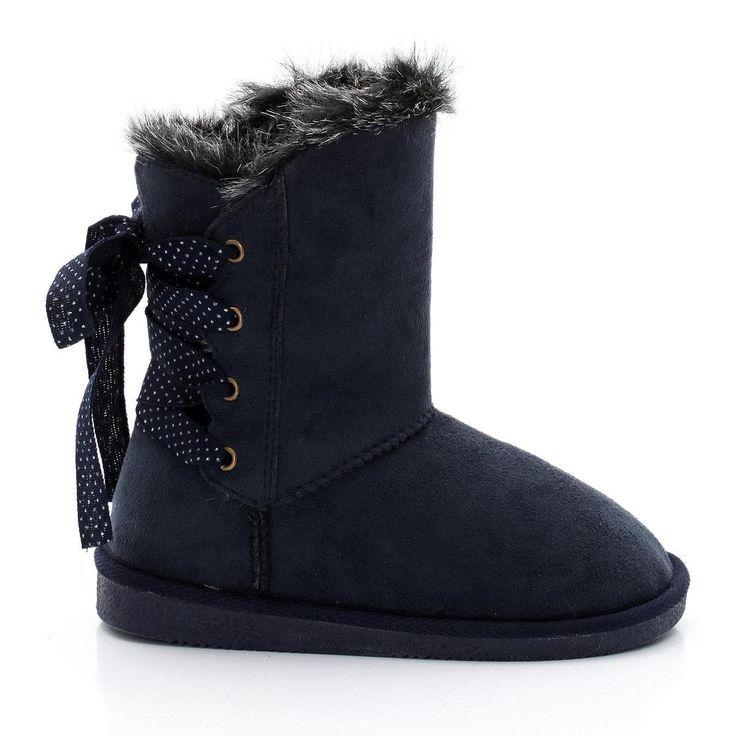 Μπότες με γούνινη επένδυση - LaRedoute