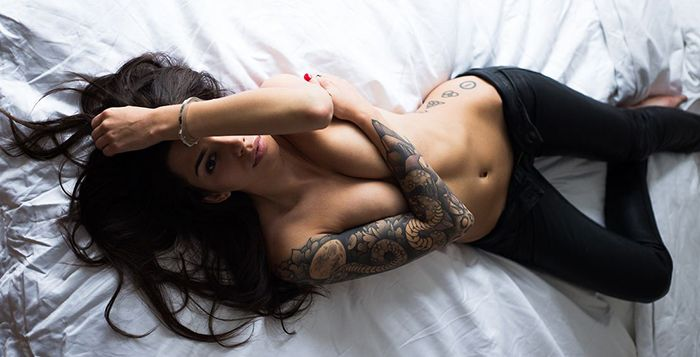 Tattoo Placements and What They Say About You