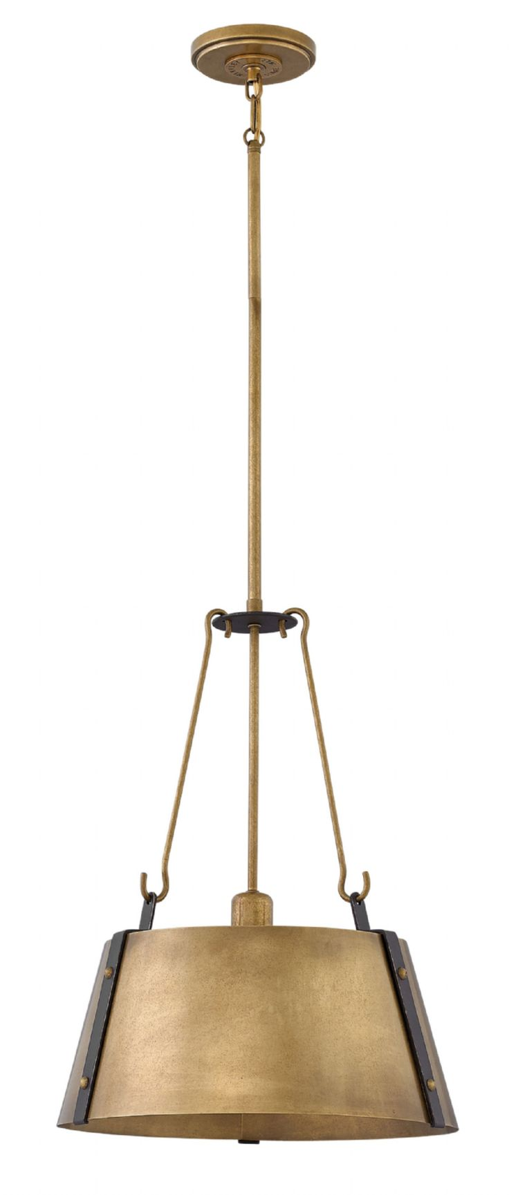 hinkley lighting carries many rustic brass cartwright interior hanging light fixtures that can be used to enhance the appearance and lighting of any home