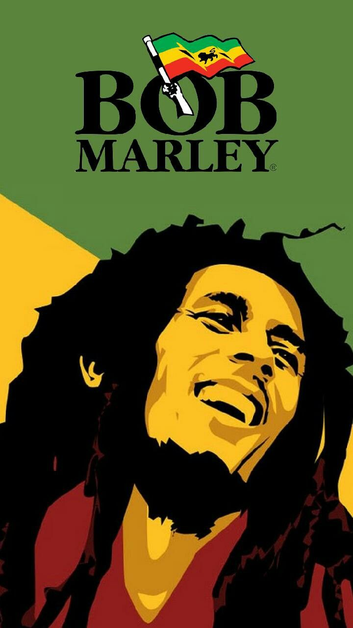 Pin By Lesweldster On Mobile Wallpapers Bob Marley Hd Wallpaper Iphone Marley