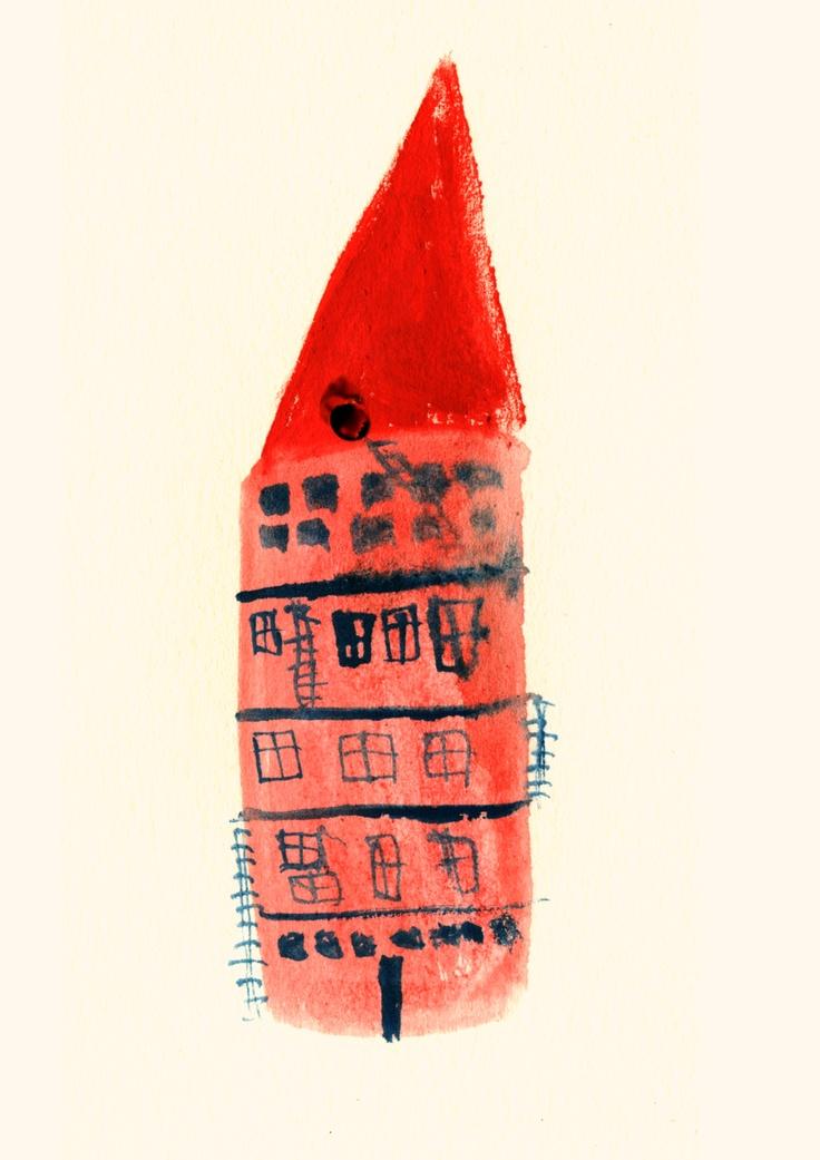 RED HOUSE-Faye Moorhouse