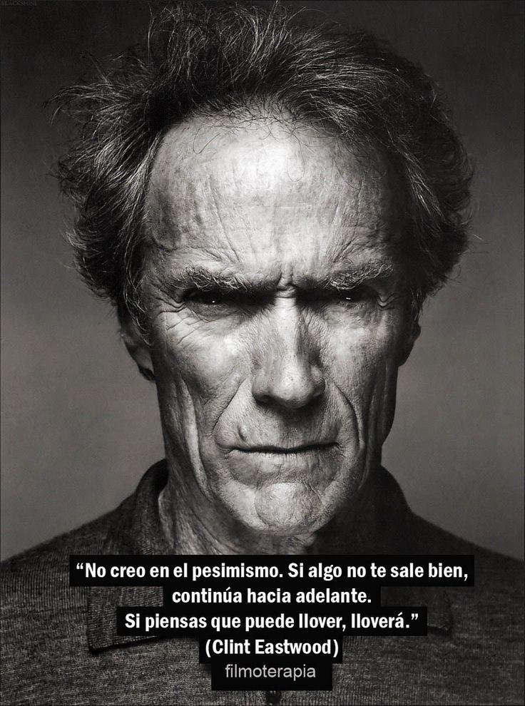 """""""No creo en el pesimismo. Si algo no te sale bien, continúa hacia adelante...""""."""