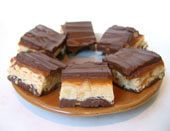 Snickers Fudge - I know that more does not always equal better, and yet I keep trying these ridiculous recipes.