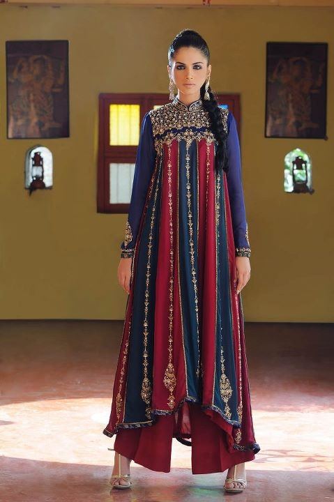The Amazing Collection Of Designers Dresses Pakistani