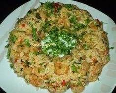 Εύκολες και γρήγορες συνταγές μαγειρικής για όλους: ΓΑΡΙΔΟΠΙΛΑΦΟ