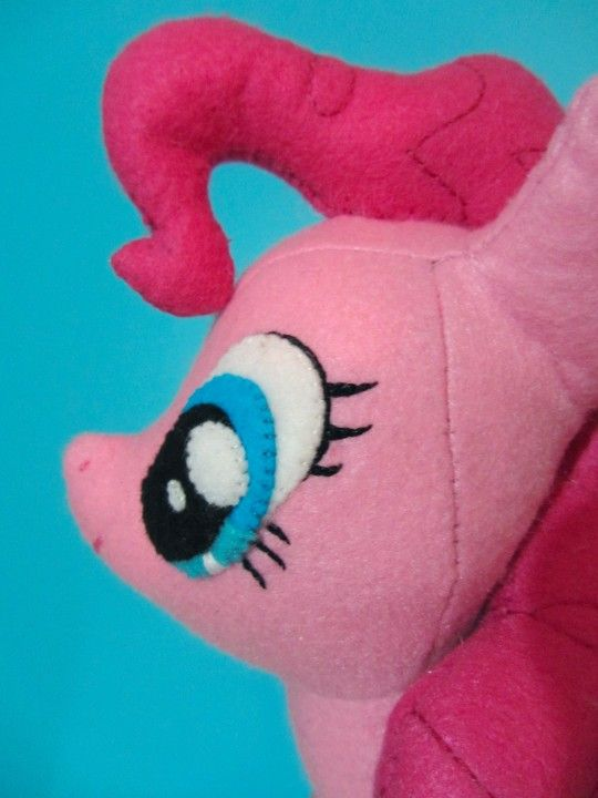 DIY is magic: Make your own My Little Pony plushie | @offbeathome