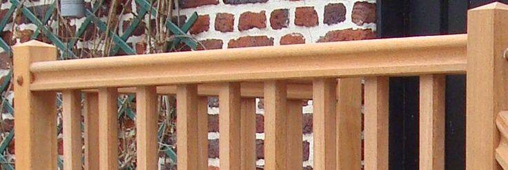 25 rampe escalier bois. Black Bedroom Furniture Sets. Home Design Ideas