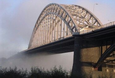 Nijmegen, waalbrug