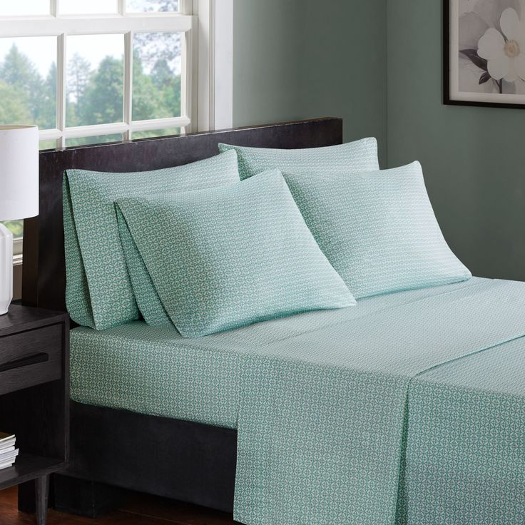 arets 200 thread count 100 cotton sheet set