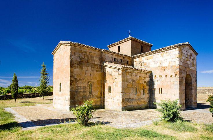 San Pedro de la Nave, Campillo, Spain. Photo phbcz.