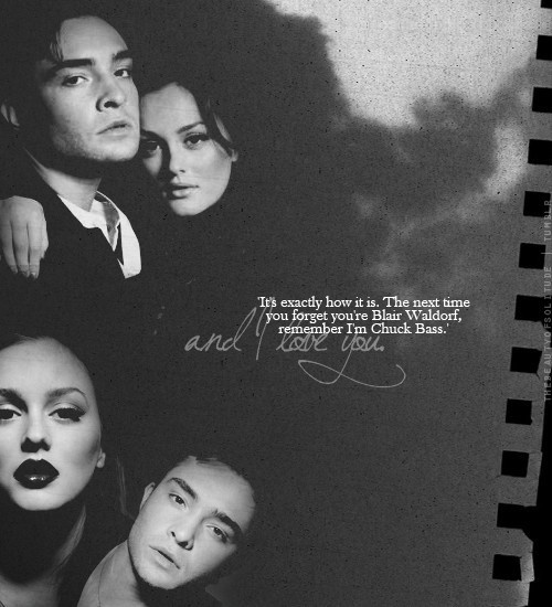 Chuck and Blair, Gossip Girl