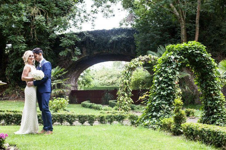 The Station House Hotel - Wedding Venue in Kilmessan, Meath, Leinster, Ireland.
