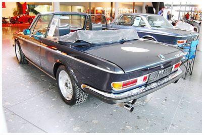 #BMW, 3.0 CSI Cabrio #Sonderaufbauten #oldtimer #youngtimer www.oldtimer