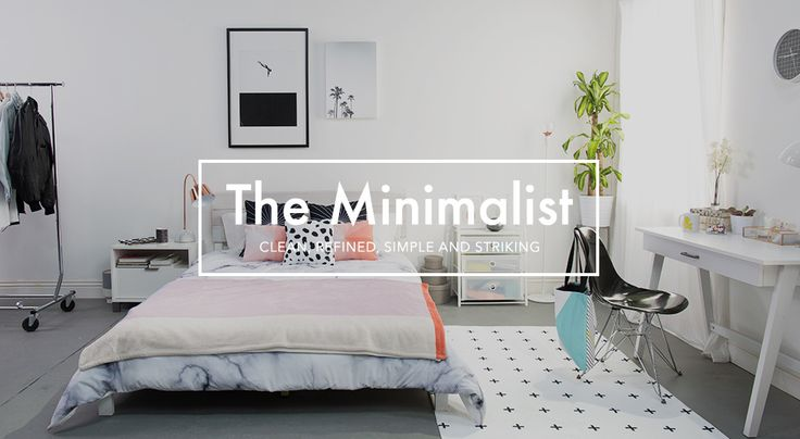 THE MINIMALIST Lookbook | Society6