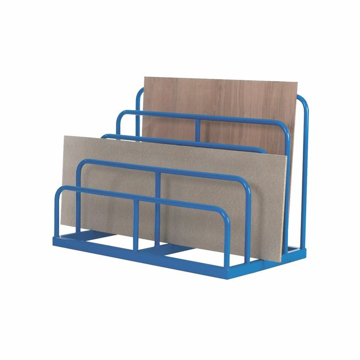 Exceptional Vertical Sheet Rack This Is The Multi Height Highest), Wide, Deep Vertical  Sheet/plate Rack. 5 Different Height Support Bars At And