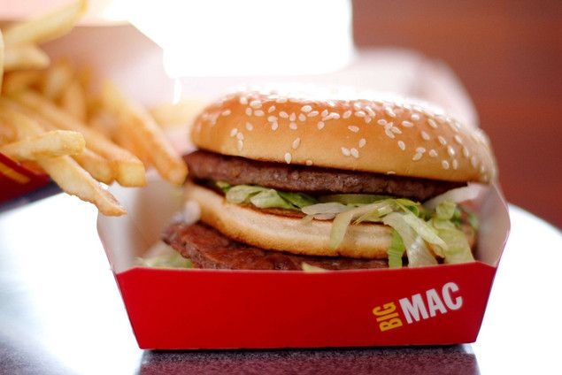 Indémodable Big Mac !: