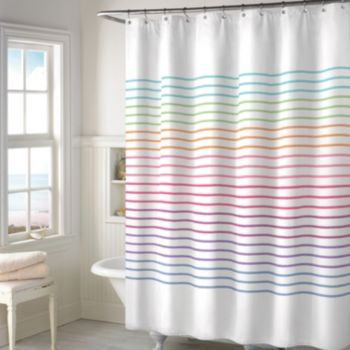 style lounge shower curtain. Style Lounge Color Stitch Embroidered Shower Curtain  Multicolor 126 best Florida Decor images on Pinterest