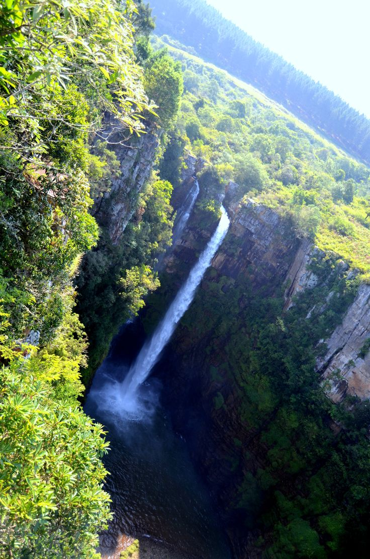 Mac Mac Falls, Mpumalanga by Rosemary Hall
