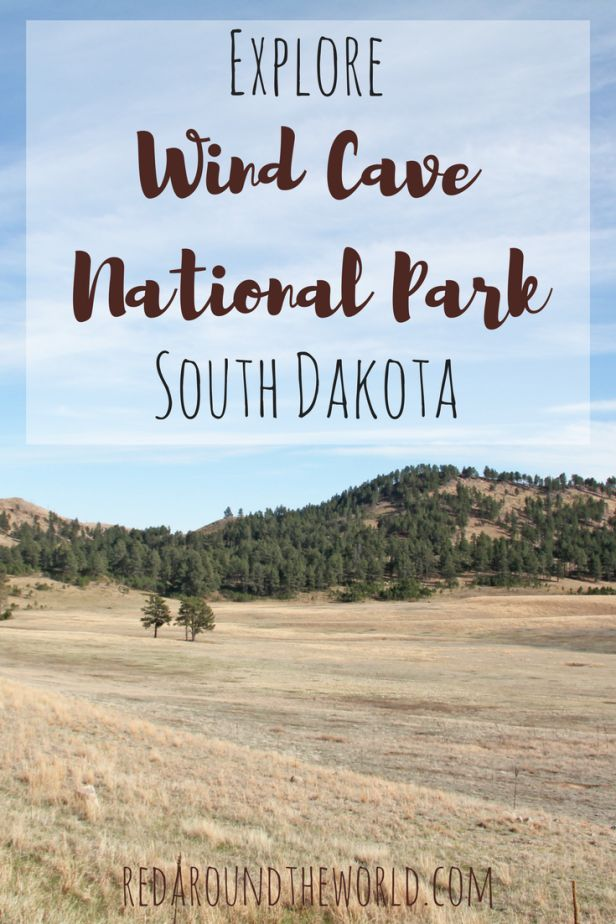 Wind cave National Park is an awesome stop on a midwest road trip!