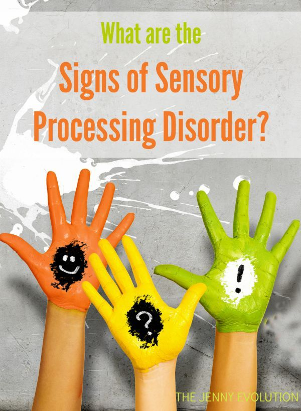 What Are The Signs of Sensory Processing Disorder