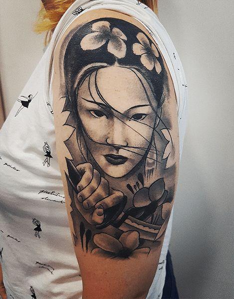 Tatuaje de samurai realizado en nuestro centro de Vaguada de Madrid.    #tattoo #tattoos #tattooed #tattooing #tattooist #tattooart #tattooshop #tattoolife #tattooartist #tattoodesign #tattooedgirls #tattoosketch #tattooideas #tattoooftheday #tattooer #tattoogirl #tattooink #tattoolove #tattootime #tattooflash #tattooedgirl #tattooedmen #tattooaddict#tattoostudio #tattoolover #tattoolovers #tattooedwomen#tattooedlife #tattoostyle #tatuajes #tatuajesmadrid #ink #inktober #inktattoo