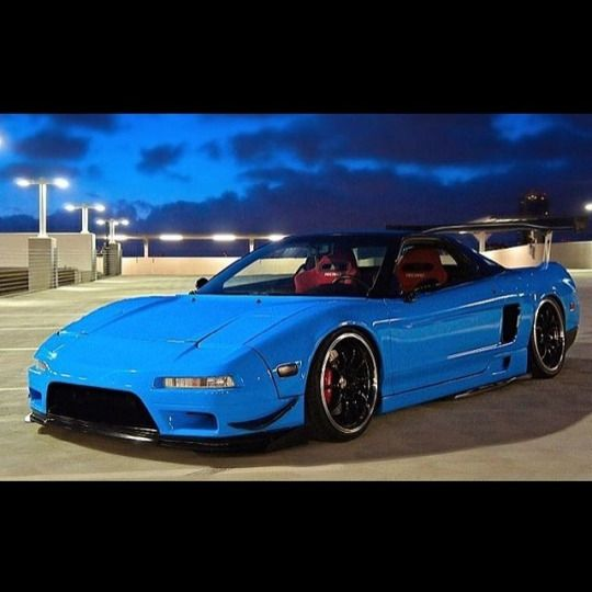 Marvelous Honda NSX Https://www.instagram.com/jdmundergroundofficial/ Https: