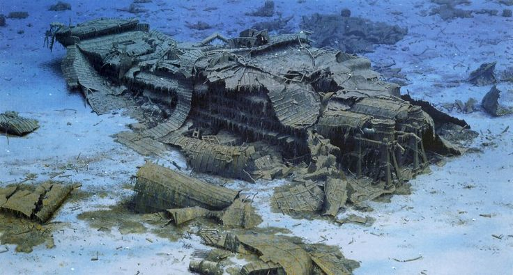 actual pic of what's left of the stern