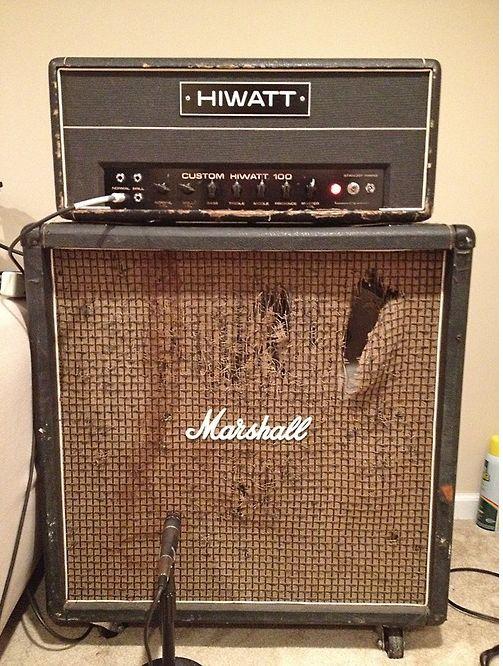 HiWatt & Marshall