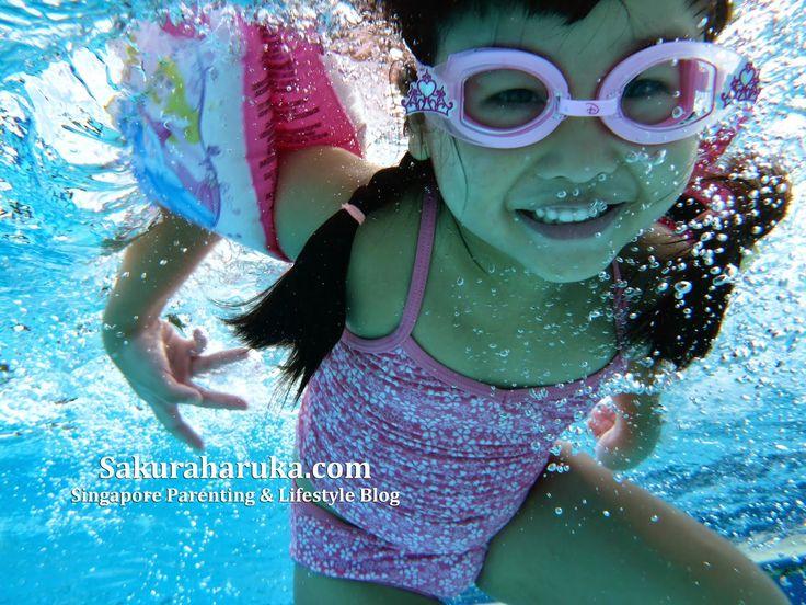 Waterplay Just Got More FUN!!! Underwater shot taken with Panasonic Lumix FT5 #waterproof #camera | #sgmemory #singapore #kids #family #motherhood #weekends #fun #photography