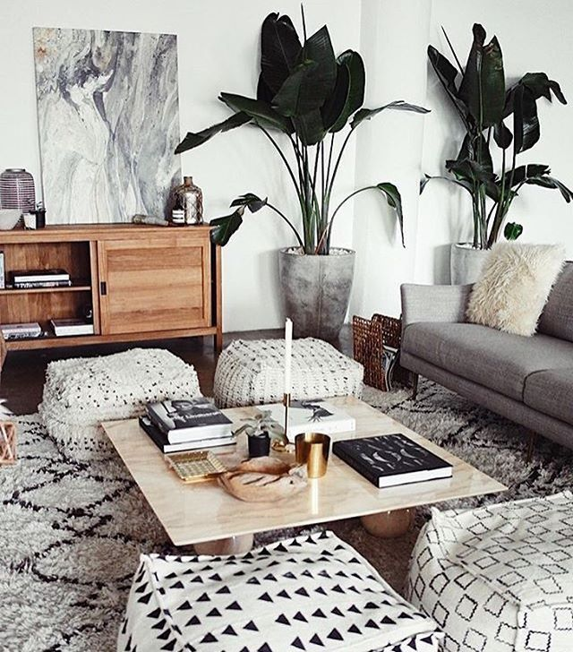 Inspiring 50+ Incredible Earthy Home Decorating https://decoratio.co/2017/07/13/50-incredible-earthy-home-decorating/ Normally, the colors utilized for contemporary decoration are neutrals, white, and black. Dark colors will earn a little room appear smaller, so remember the size of the room when choosing colors.