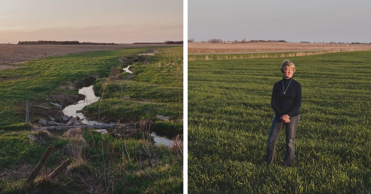 Risen From the Grave, Keystone XL Pipeline Again Divides Nebraska | Despite President Trump's support of Keystone XL, state regulators still have say over the route. Some landowners see the pipeline as a threat to their water, farms and history.