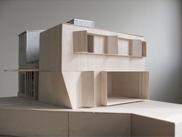 #ModelMonday of 'The Mill' part of a development we're working on in Balmain. The Saw Mill Building is a magnificent, structure. Sculptured accidentally by the rigours and mechanical requirements of the saw milling process, it would be hard to describe a more architecturally significant and exciting form. The proposed residential development presents a valuable opportunity to re-purpose and preserve the cultural legacy of this wonderful building.