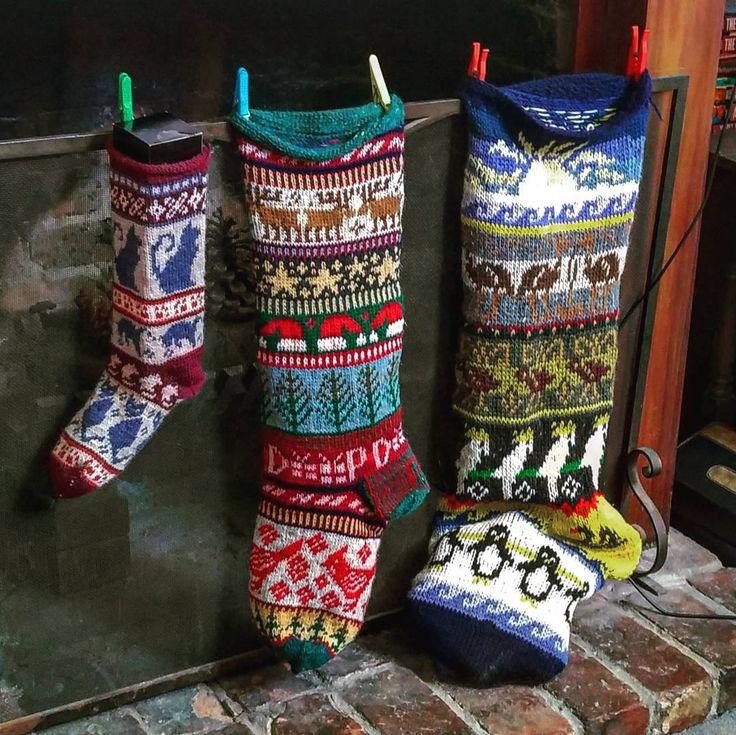 143 best Christmas Stockings images on Pinterest   Hat, Hooks and Noel