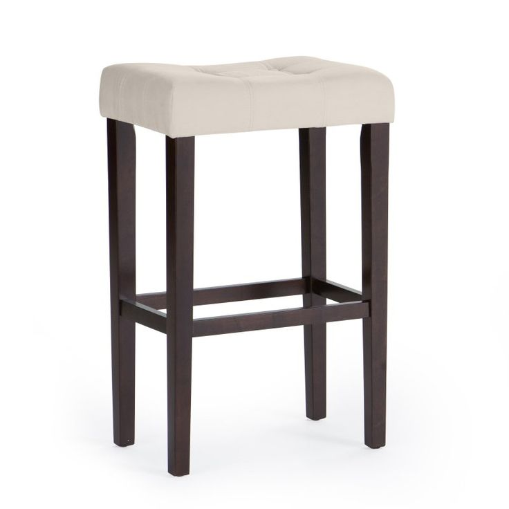 Palazzo 32 Inch Extra Tall Saddle Stool Light Beige - D1482.0053-MP-