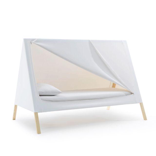 座り心地がよさそうな、真っ白の…… ん? これ何? 壁? 実はこれ、ソファ兼テント。 このユニークな魅力を持っ […]