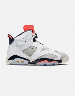 a284b73485ff Jordan Men s Air Jordan Retro 6 Tinker  Infrared