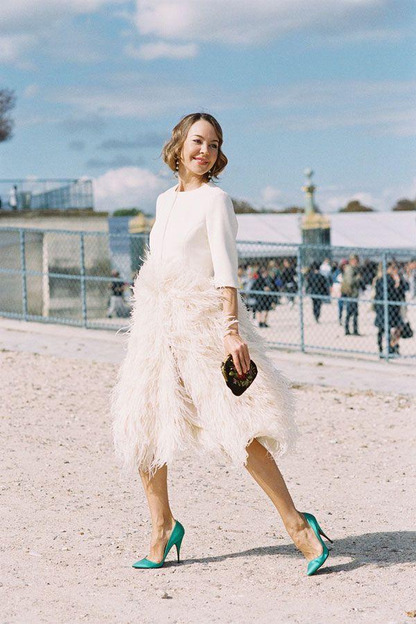 à la modesty – Tznius Fashion Blog The Modest Street Style Stars of 2013