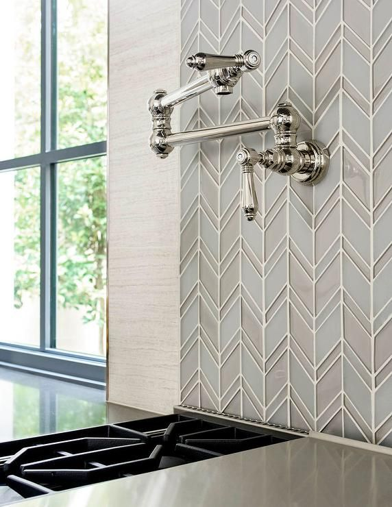 17 Best ideas about Chevron Tile on Pinterest