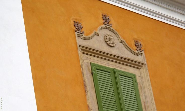 Chios . Kambos mansion