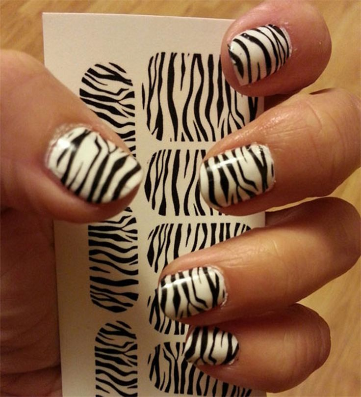 Best 25+ Tiger Stripe Nails Ideas On Pinterest