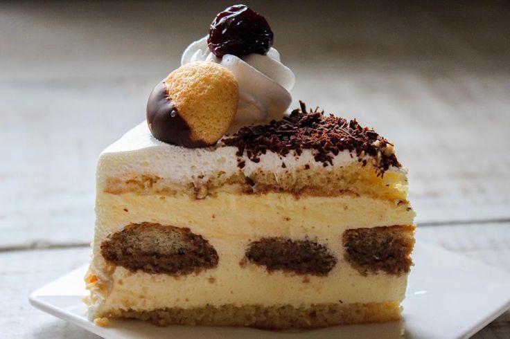 Torta Malakoff ovvero la Torta dei Misteri.