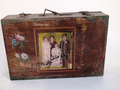 Shahram Karimi , Suitcase II, 2008