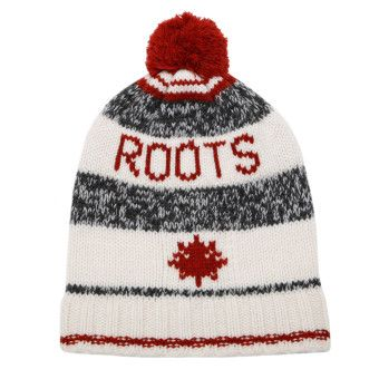 Roots - Cabin Pom Pom Toque