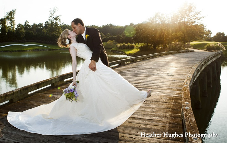 The gorgeous Signature at West Neck in Virginia Beach is one of my favorite wedding venues by Heather Hughes Photography.