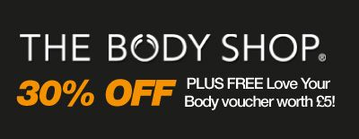 #studentinvasion Tuesday 8th October  The Body Shop are offering 30% off on the night!