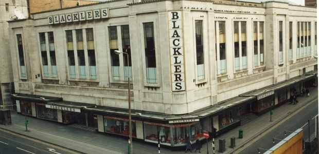Blacklers store in Liverpool