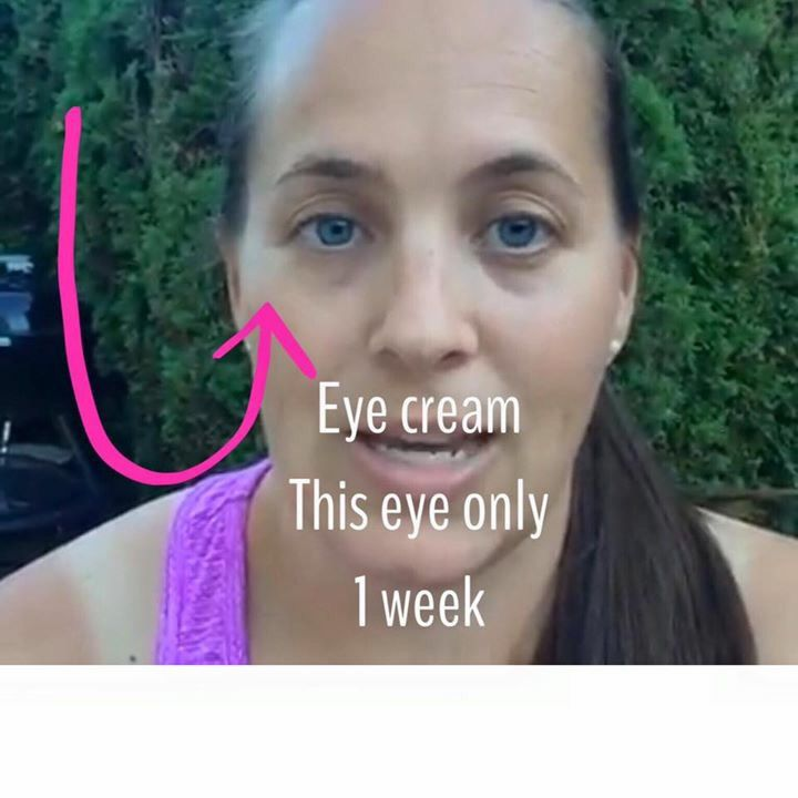 REDEFINE Eye Cream - 1 week! Rodan + Fields
